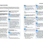 Resumen de las principales reglas de la reforma ortográfica alemana