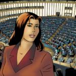Trübe Wasser: comic gratuito policíaco-político-ecológico en alemán y español