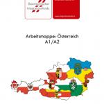 34 páginas de ejercicios de nivel A1-A2 sobre la cultura y sociedad austríacas.