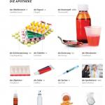Completo vocabulario visual alemán de salud y medicina en pdf